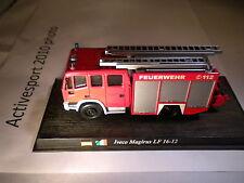 Del Prado World Fire Engines - Italy  2000 Iveco / Magirus LF 16-12 Eu (code23)