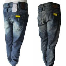 J.C. JC Rags Denim Hose Jeans Wilson Regular Straight/Deep Ocean Blau Neu