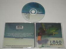 UB40/ARMES À FEU IN THE GHETTO(VIRGIN 7243 8 44402 2 0/DEPCD16) CD ALBUM