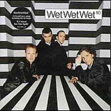 WET WET WET - 10 NEW CD