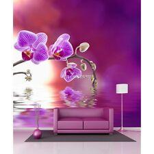 Stickers géant déco Orchidée 11047 11047