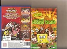 SPONGEBOB BATTLE VOLCANO ISLAND PLAYSTATION 2 PS2 PS 2