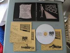 ANDREW PAUL REGAN - THE SIGNAL AND THE NOISE - CD ALBUM (PAGAN WANDERER LU)