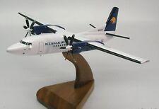 Fokker 50 Kish Air F50 Airplane Wood Model Replica Small Free Shipping