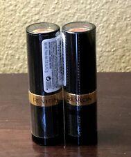 REVLON Super Lustrous Lipstick MATTE 0.15 Ounce (2 Pack)