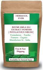 Extract Bhumi Amla 20 :1 Powder  Phyllanthus Niruri 100 % Natural Free Shipping