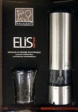 Peugeot Elis Sense elektrische Pfeffermühle od. Salzmühle uSelect,LED Licht,20cm