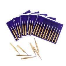 Dental Burs Tungsten Carbide 10pcs/box FG (Friction Grip) Trimming & Finishing