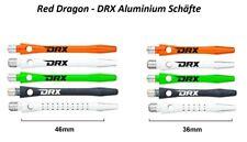 Dart Red Dragon DRX Aluminium Schäfte - Alu Shaft - Farbe & Größe wählbar - NEU