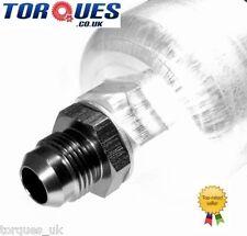 Bosch 044 413 Fuel Pump Dash -8 (AN-8 8AN) Inlet Straight Fitting/ Adapter Black