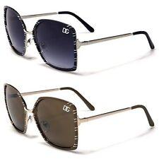 New Retro Vintage Metal Aviator Oversized Womens Designer Sunglasses