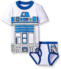 Star Wars Boys' R2D2 Underwear and T-Shirt Set