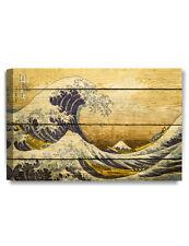 DecorArts Canvas Prints Wall Art The Great Wave off Kanagawa