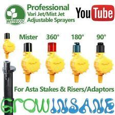 Antelco Vari Jet Adjustable Micro Dripper Mister Irrigation Sprayer Hozelock