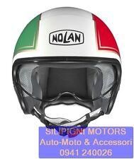 NOLAN N21 TRICOLORE  31 Metal White - Casco Jet Italy Tricolore Italia