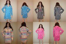 Jenni by Jennifer Moore Hooded Pajama Tunic Sleepwear ~ Pick Your Color & Size