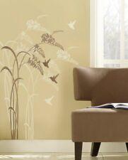 Happy Hour Hummingbird Stencil - Reusable Stencils for Easy Home Improvement