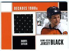 2011 ITG Decades 1980's DARRYL SITTLER GU Jersey