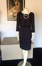 NEW George Oscar Dress in Black | RRP$319
