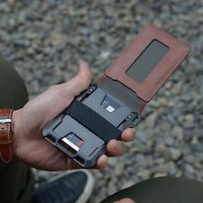 Dango M1 Maverick BiFold Wallet -4 Pocket BiFold (USA)- Black, Brown, Slate Grey