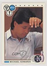 1990 Kingpins PBA Michael Edwards #78