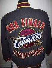 CLEVELAND CAVALIERS JACKET CAVS NBA FINALS CHAMPIONSHIP Wool STARTER 3X 4X 5X