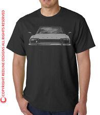 1970 Ford Capri voiture rétro classique T-shirt DTG toutes tailles et couleurs disponibles R19
