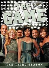 DVD: The Game: Season 3, . Acceptable Cond.: Lauren London, Jay Ellis, Barry Flo
