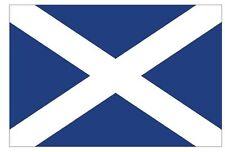 SCOTLAND Vinyl International Flag DECAL Sticker MADE IN THE USA F448