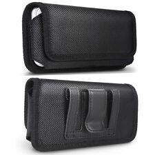 Belt Waist Pouch Clip Phone Case Cover For Apple iPhone X 8 Plus Samsung S9 Plus