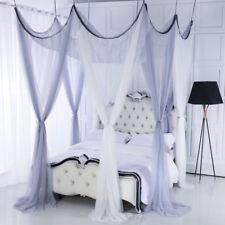 Mosquito net Luxury bed netting romantic canopy & hooks mosquito nets Free size