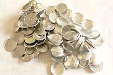 Botón Auto Cubierta De Metal. Alambre/piso nuevo. todas las tallas 12 15 19 23 28 38 45mm herramienta.
