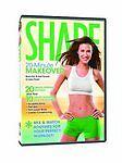 Shape - 20 Minute Makeover (DVD, 2009)