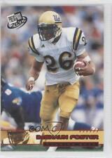 2002 Press Pass Red Torquers T12 DeShaun Foster UCLA Bruins Rookie Football Card