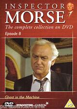 INSPECTOR MORSE: GHOST IN THE MACHINE (DeAgostini R2 DVD) (John Thaw)
