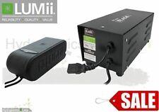 SALE LUMii Compacta 400w or 600w Quiet Ballast Grow Light Hydroponics HPS MH