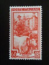 1950 ITALIA REPUBBLICA SERIE ITALIA AL LAVORO MNH** VALORI A SCELTA