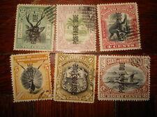 Malaya Labuan North Borneo1901 Overprint  Postage Due