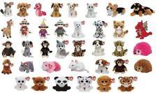 Beanie Babies 15 cm Original TY PLUSH STUFFED ANIMAL MEGA Selection Ty Figurines