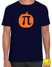 Pumpkin pi Novità matematica T-Shirt Divertente Geek ingegnere SCIENZA REGALO mangiato TEE CLASSE