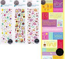 Momenta BIRTHDAY WISHES - SWEET SHOP - Cake Celebration Party Balloons  - NIP