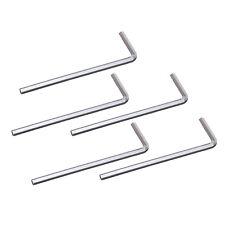 Lot de clef Allen en acier. M3, M4, M5, M6  format et quantité au choix. 1-25