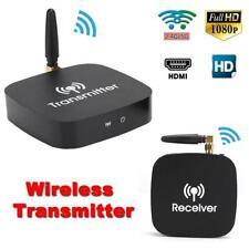 WiFi 1080P Wireless HDMI Extender Audio Video AV Sender TV Transmitter Receiver