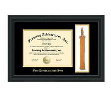 Graduation tassel box diploma frame degree framing college university school