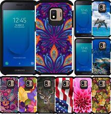 Samsung Galaxy J2 Pure 2019 / J2 Core Phone Case Shockproof Dual Hybrid Cover