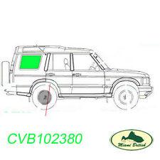 LAND ROVER REAR QUARTER GLASS WINDOW RH DISCOVERY II 2 CVB102380 USED