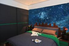 3D Mysteriöse sternenhimmel 2 Fototapeten Wandbild Fototapete BildTapete Familie