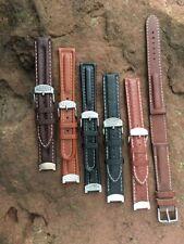 Camel Trophy Lederband, Uhr, Watch 18 mm, versch. Farben