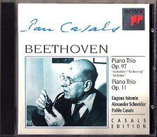 Pablo CASALS: BEETHOVEN Piano Trio 4 7 Archduke ISTOMIN Alexander SCHNEIDER CD