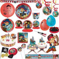 Disney Jake y los piratas de Nunca Jamás Fiesta Cumpleaños Niños